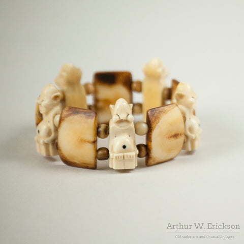 Eskimo Expansion Bracelet with Bilikins