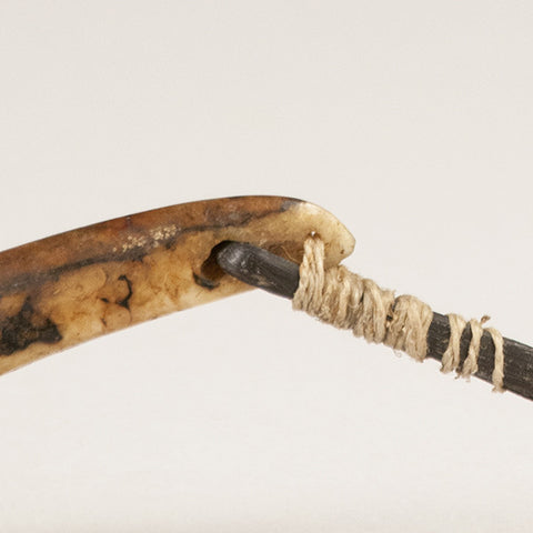 19th C Eskimo Fishing Lure - Arthur W. Erickson - 5