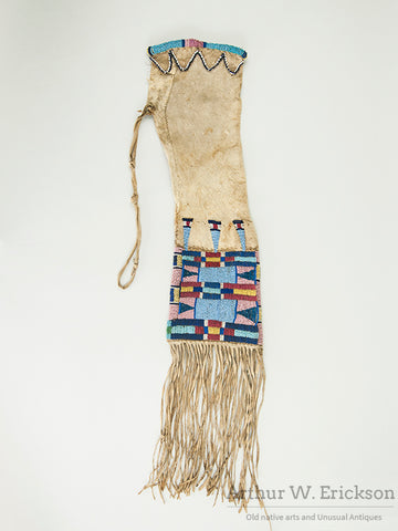 19th Century Cayuse/Umatilla Pipe Bag