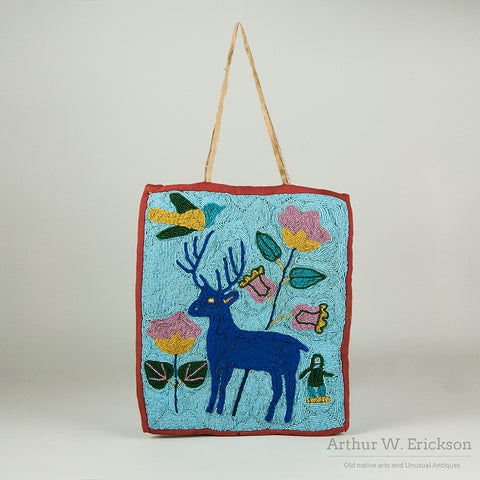 Plateau Fully Contoured Bag with Elk and More