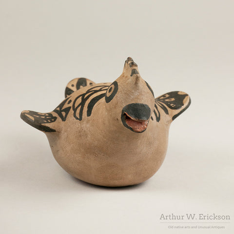 Cochiti Pottery Chicken by Damacia Cordero (1905-1989)