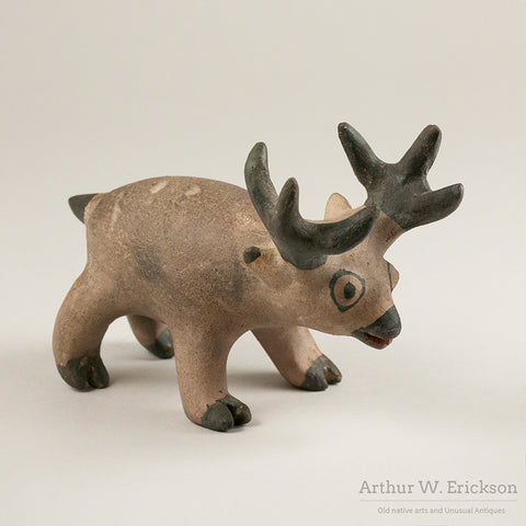 Cochiti Deer by Damacia Cordero