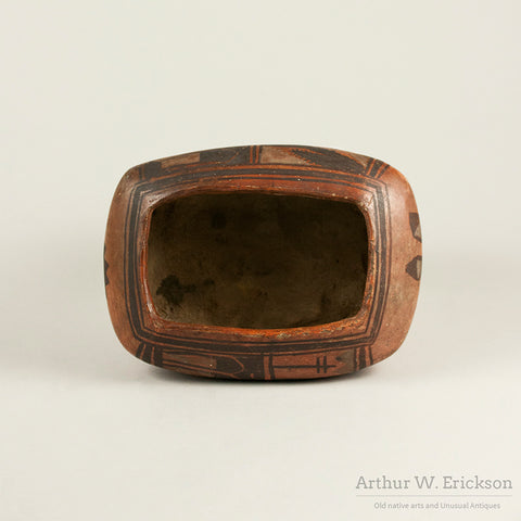Hopi Rectangular Container c.1900-1910