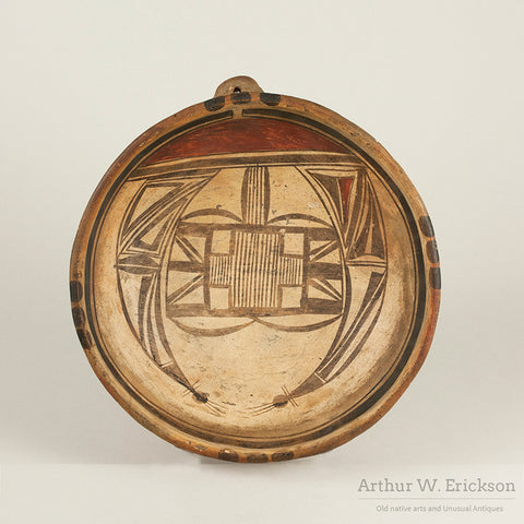 Late 19th C Hopi Food Bowl