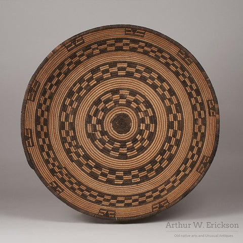 Apache Basketry Tray