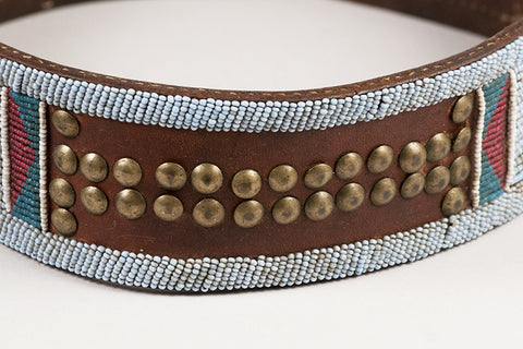 Nez Perce Panel Belt - Arthur W. Erickson - 5