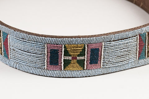Nez Perce Panel Belt - Arthur W. Erickson - 6