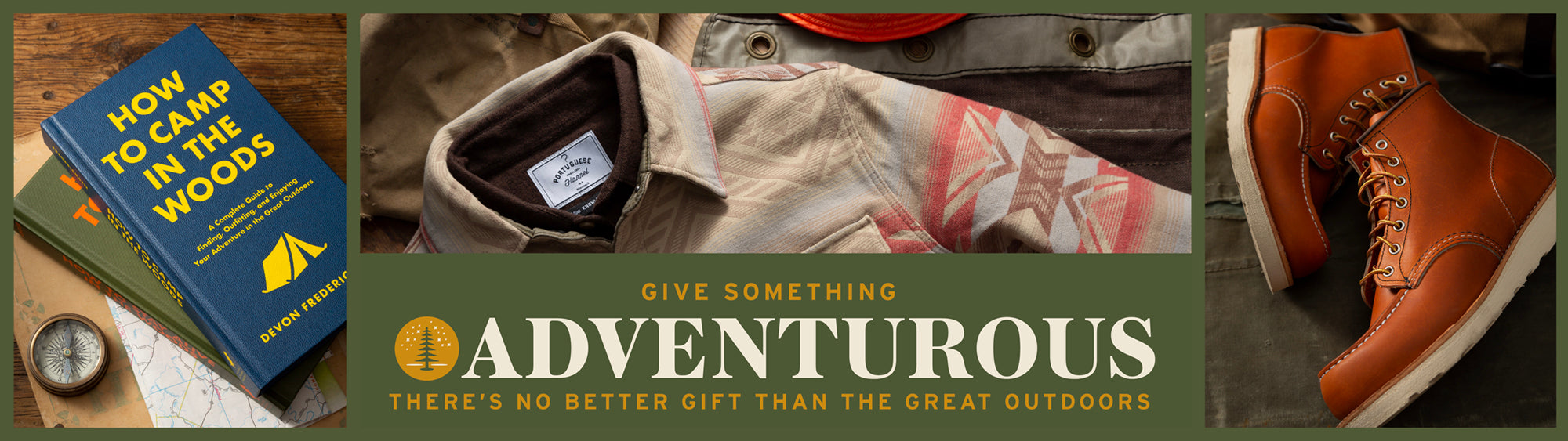 Gift Guide - Give Something Adventurous | STAG
