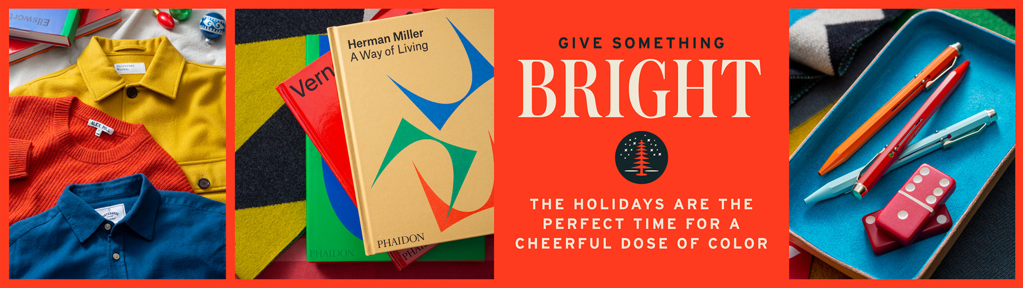 Gift Guide - Give Something Bright | STAG
