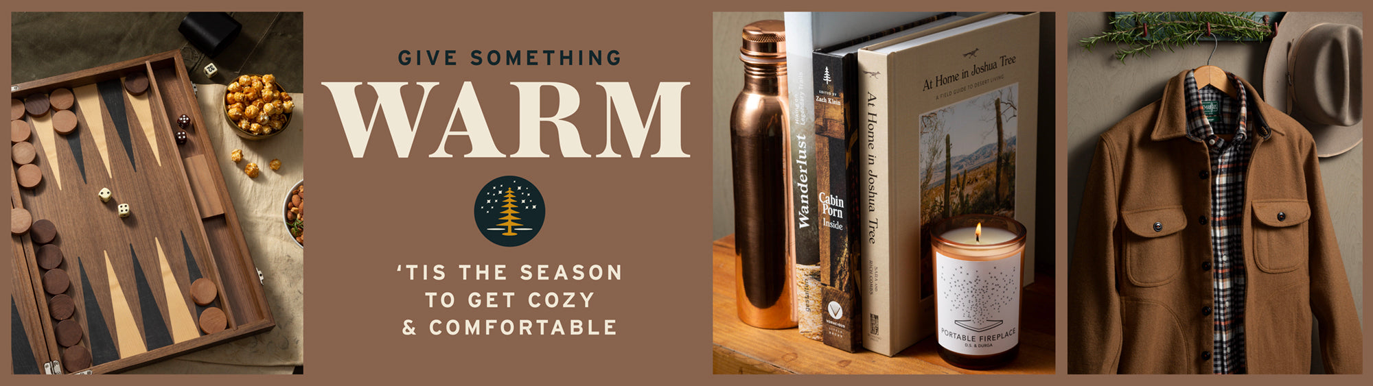 Gift Guide - Give Something Warm | STAG