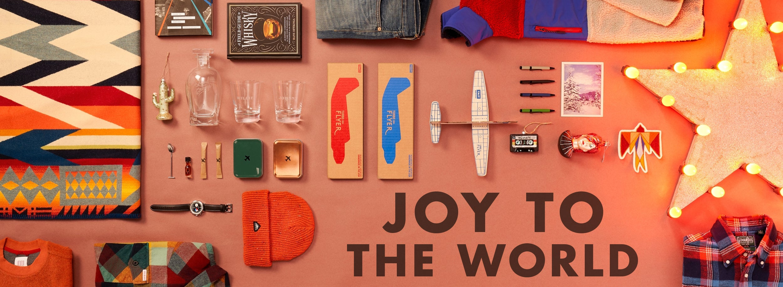 Holiday Gift Guide - Joy to the World