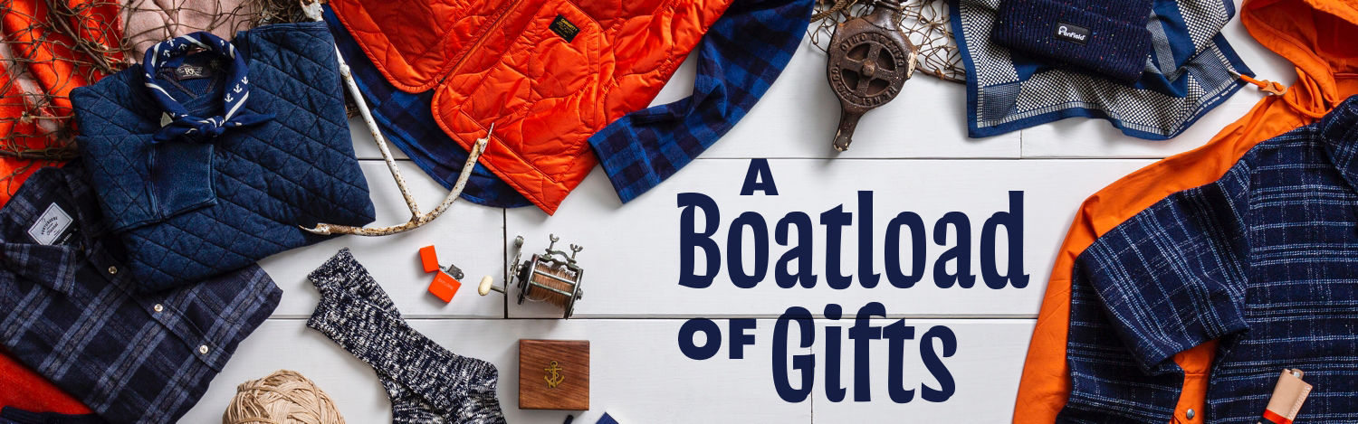 Gift Guide - A Boatload of Gifts | STAG