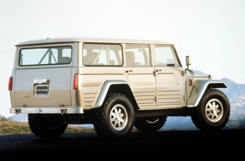 To Learn More About Vintage Toyota Land Cruisers, Click Here.