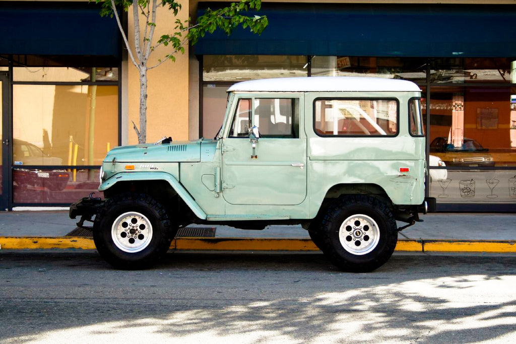 Beautiful To Learn More About Vintage Toyota Land Cruisers, Click Here.
