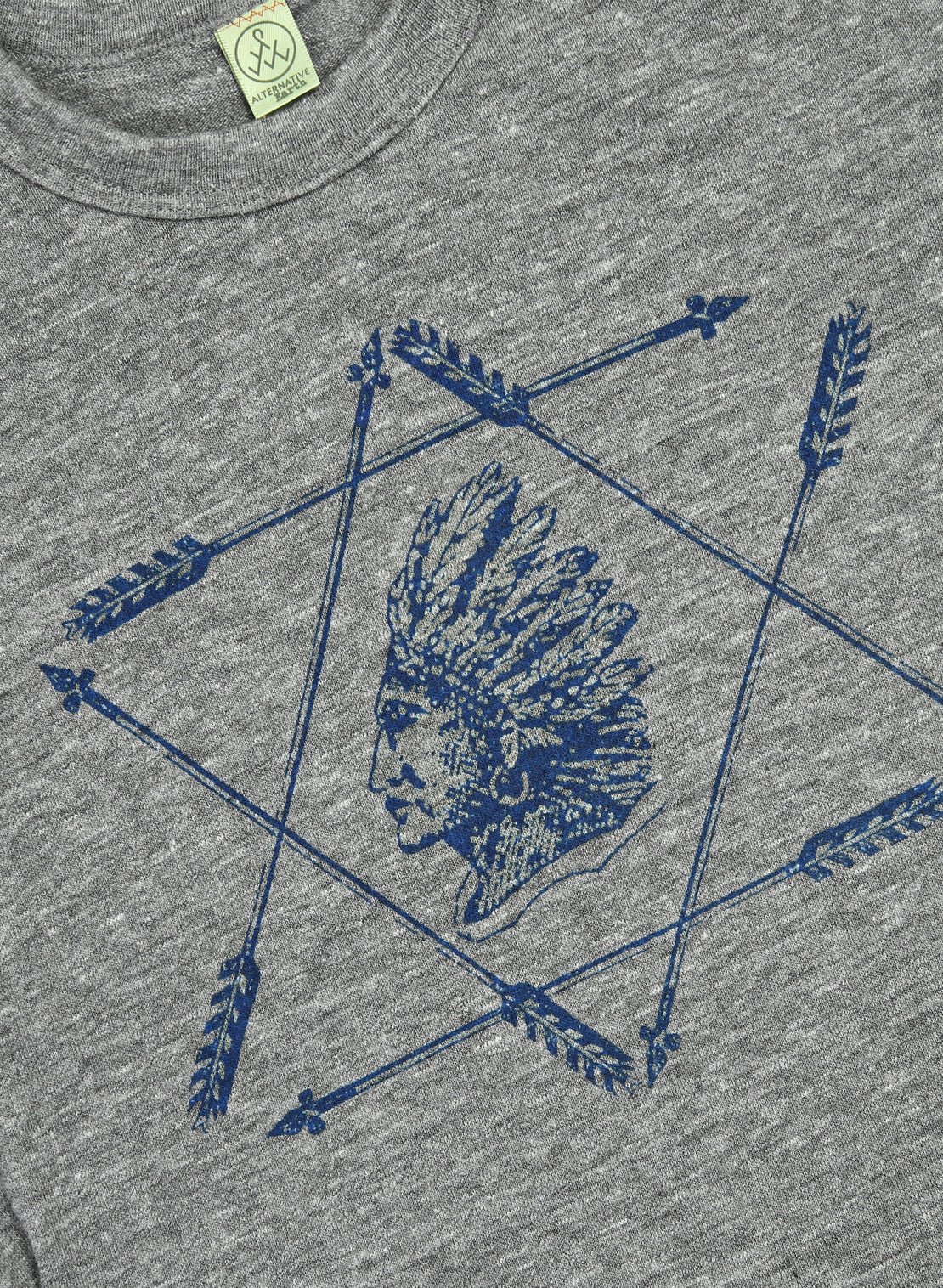 Grpahic Tee  - Indian Arrows - Alchemy Design - STAG Provisions - Tops - Graphic Tee