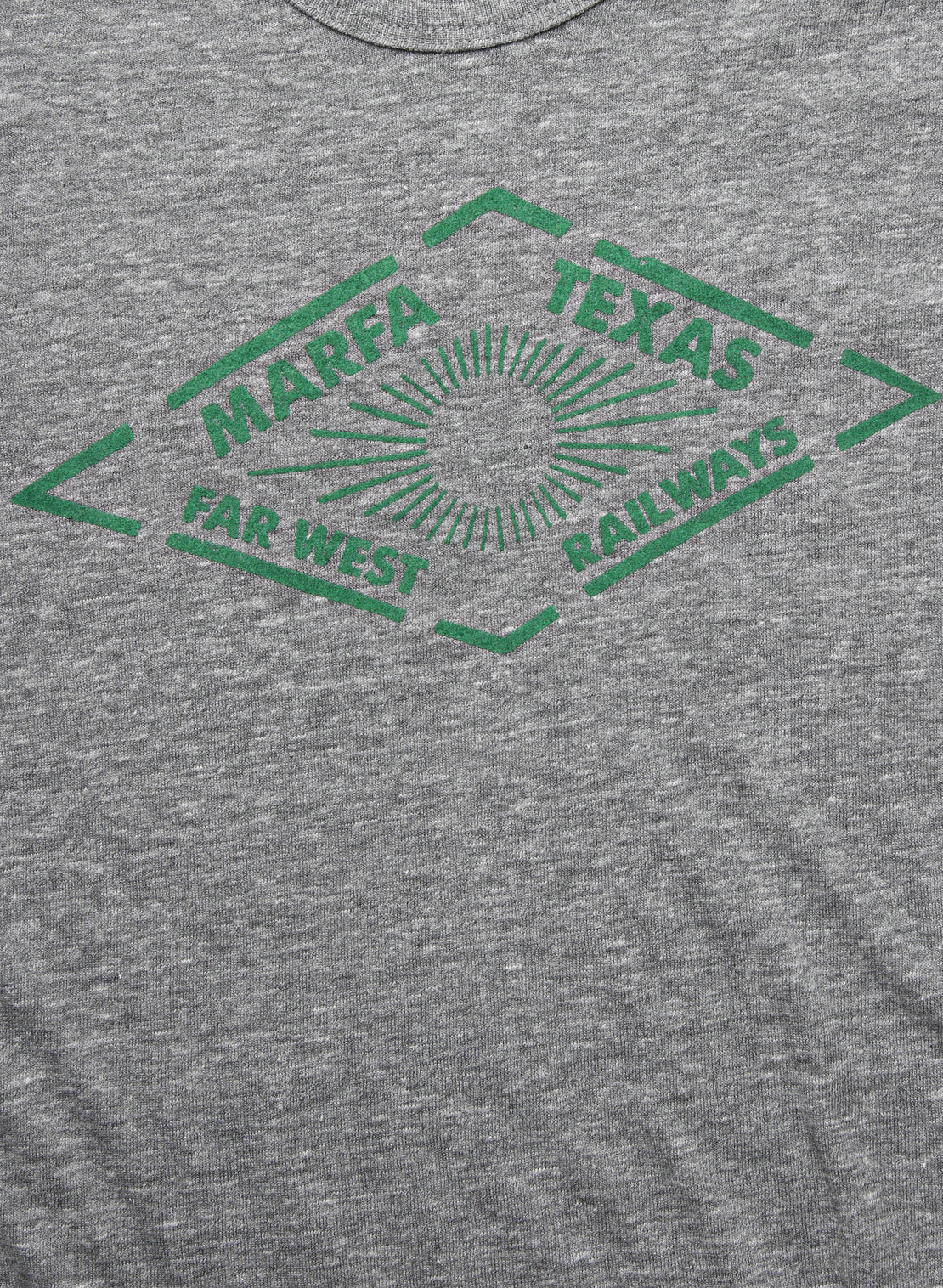 Graphic Tee - Marfa Rail - Alchemy Design - STAG Provisions - Tops - Graphic Tee