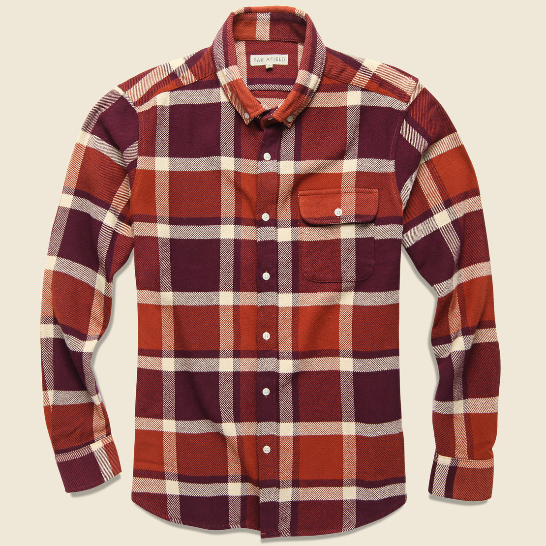 Afield Larry Flannel - Wilson Check