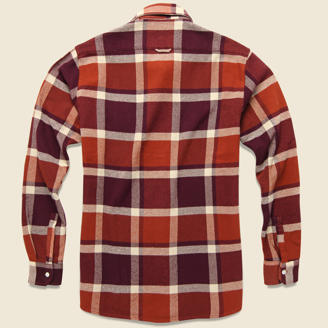 Larry Flannel - Wilson Check