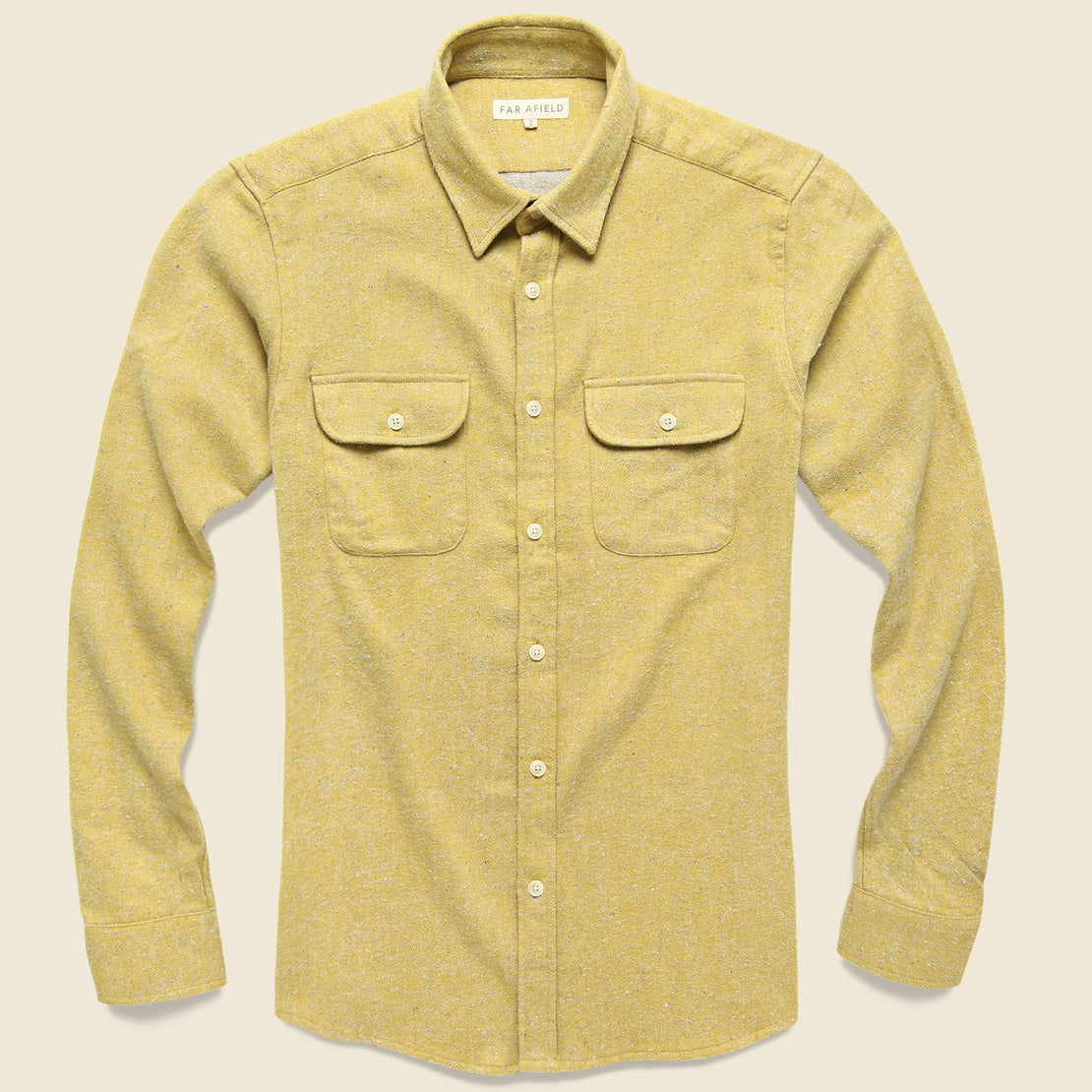 Afield Workwear Flannel - Mustard