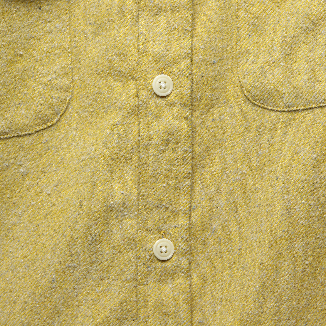 Workwear Flannel - Mustard