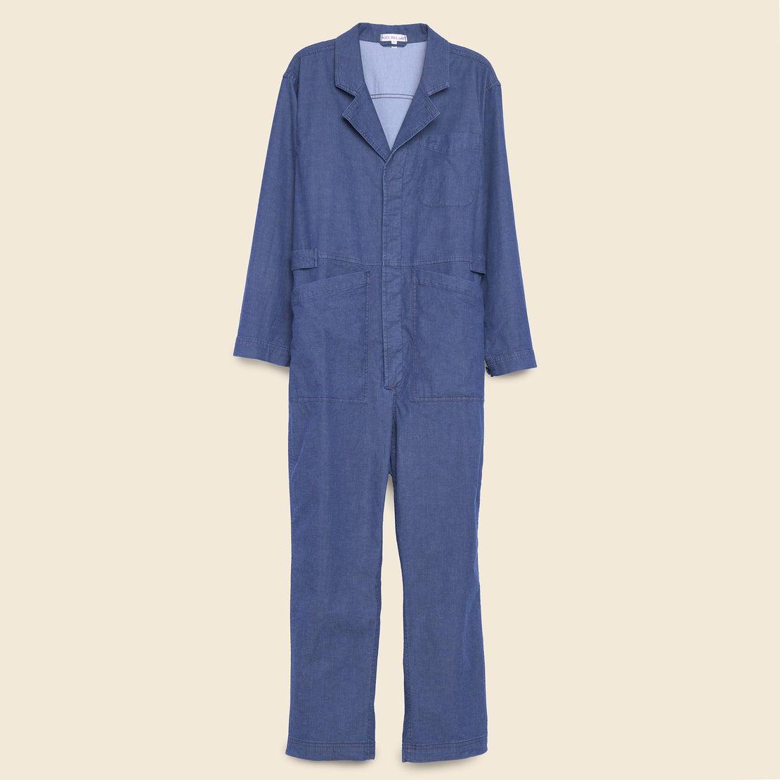 Alex Mill Standard Jumpsuit - Indigo