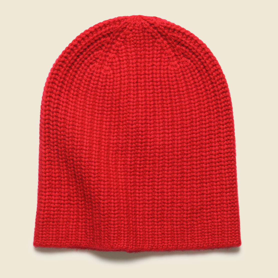 Alex Mill Cashmere Beanie - Red
