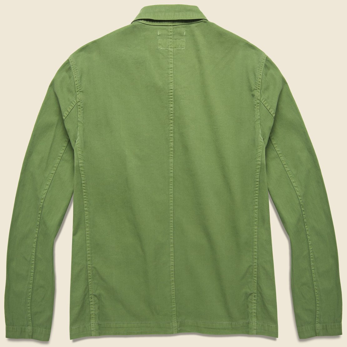 Work Jacket - Army Green