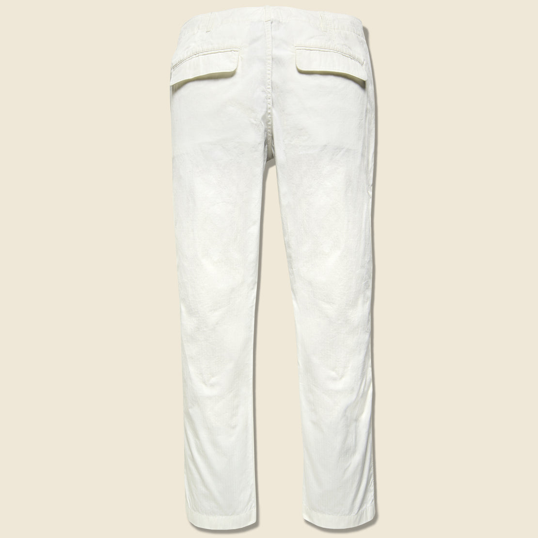 Ripstock Dock Pant - Off White