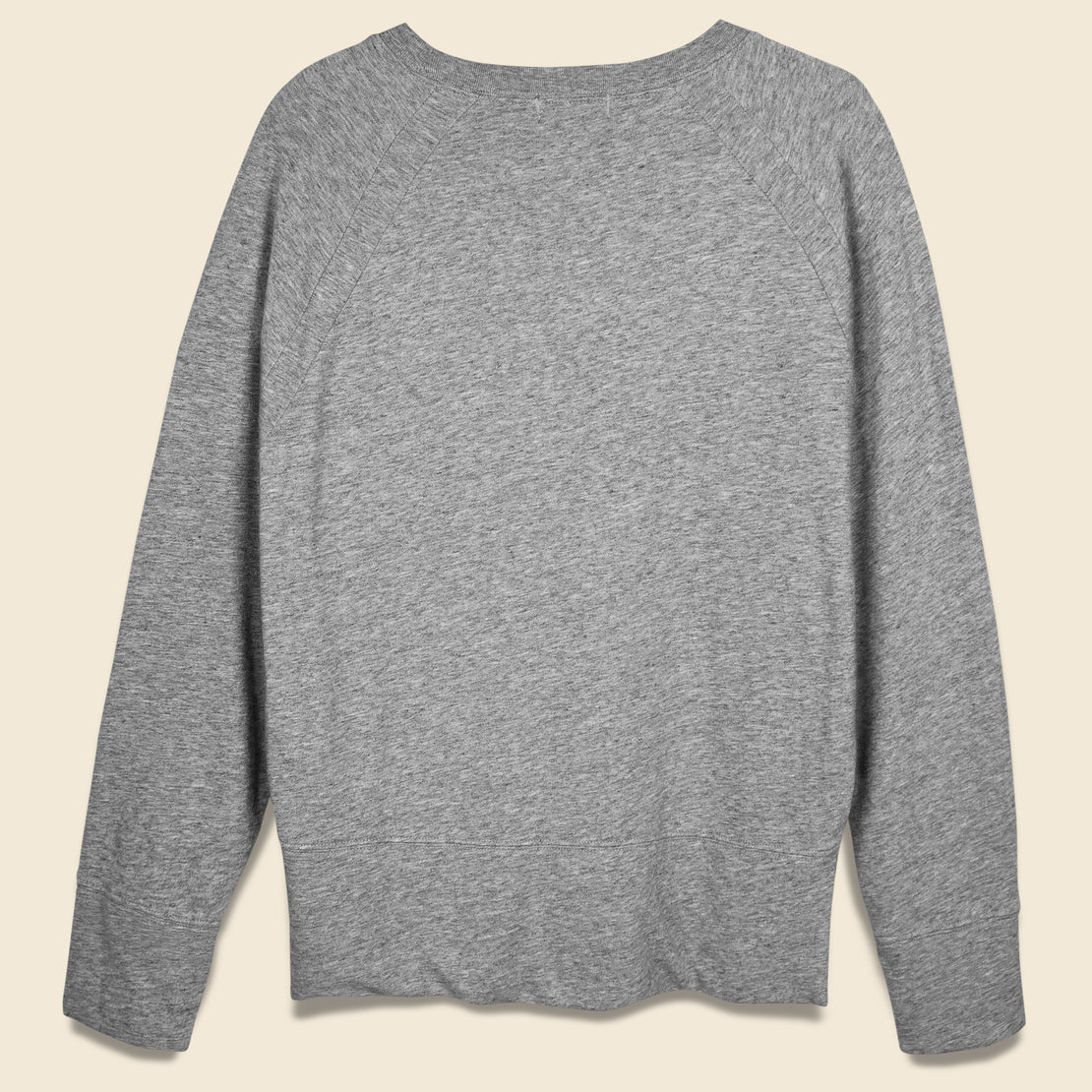 Jessie Pullover Sweatshirt - Heather Grey