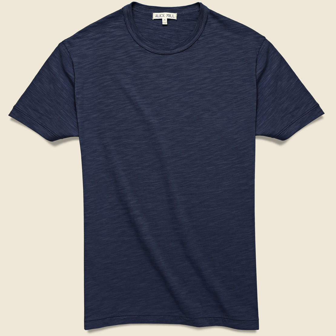 Alex Mill Standard Crew Tee - Navy