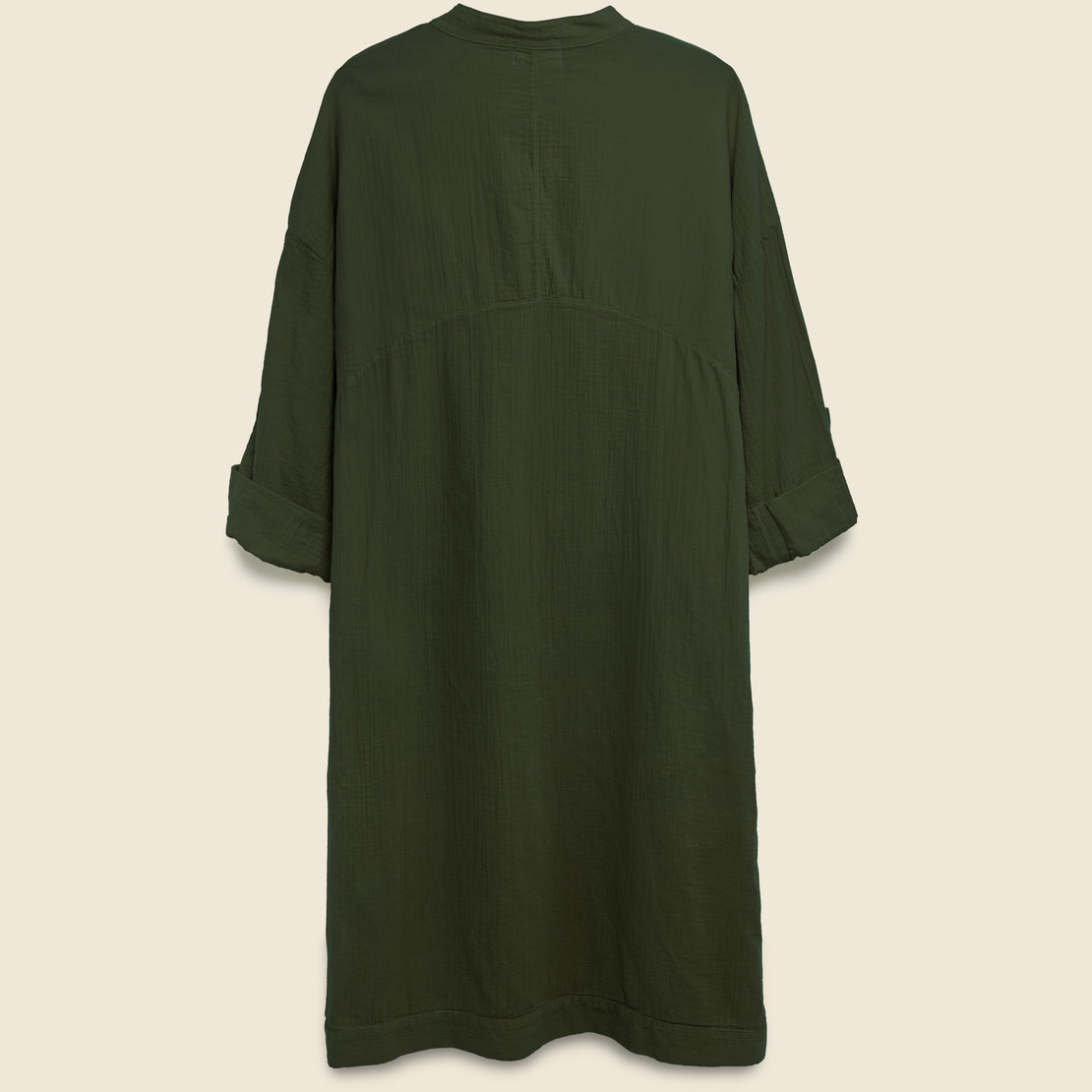 Beni Dress - Hunter Green