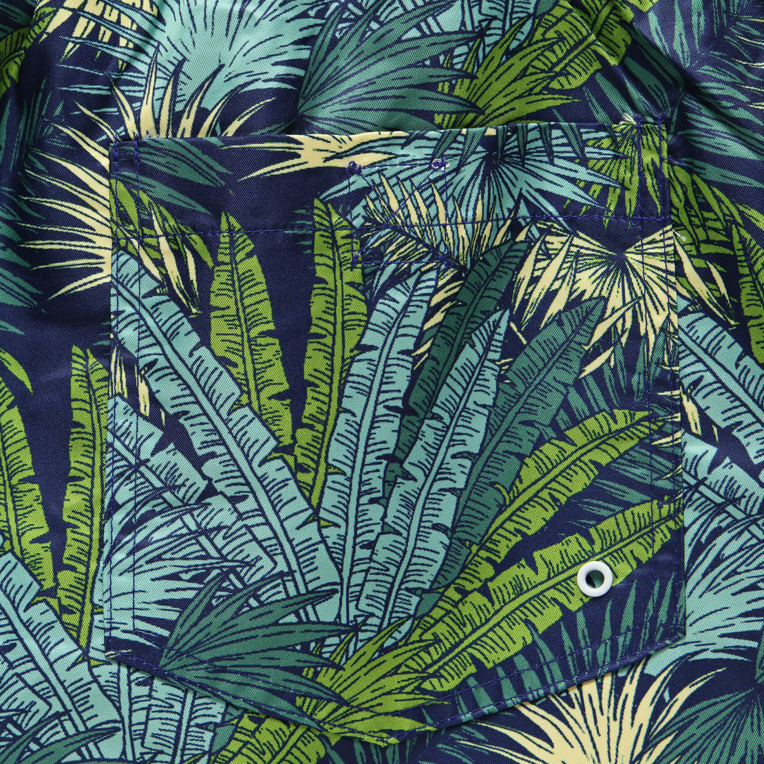 Printed Swimshorts - Palms