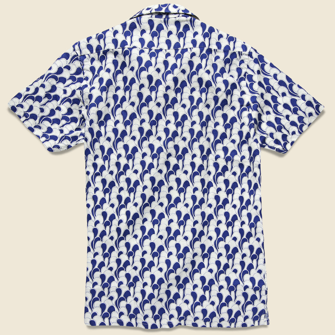 Selleck Shirt - Waves