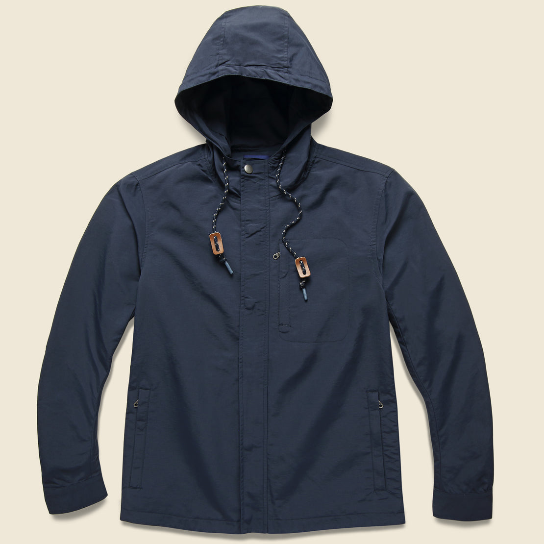 Bridge & Burn Rowland Jacket - Navy