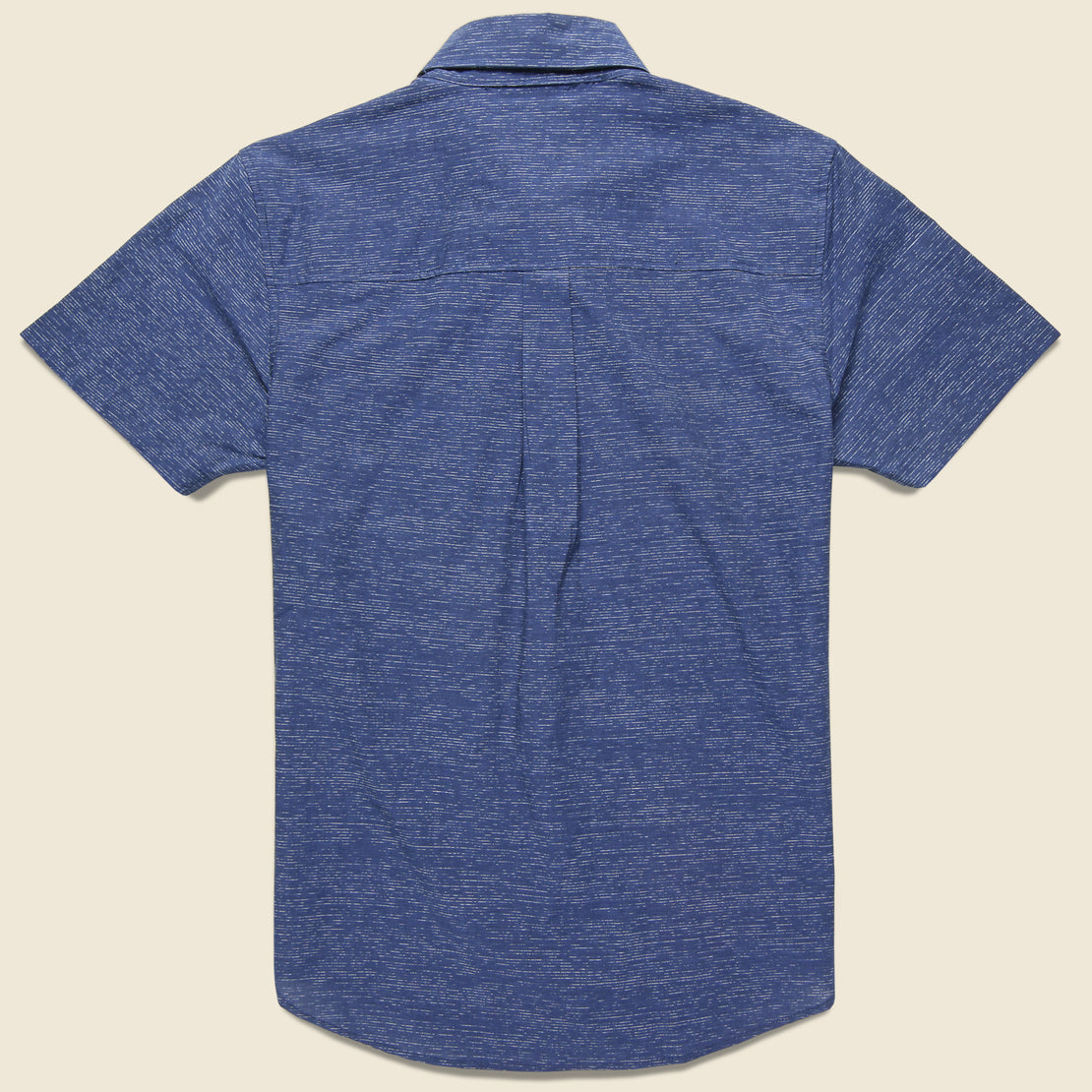 Harbor Shirt - Navy Slub