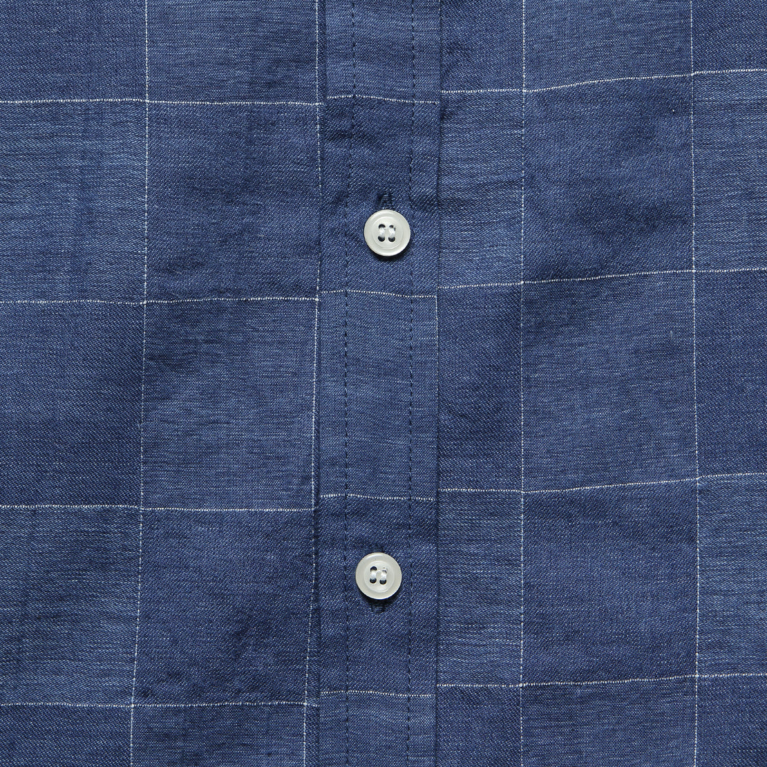 Harbor Shirt - Blue Check