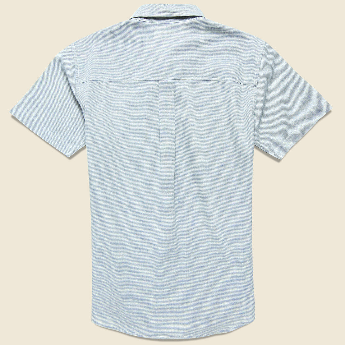 Harbor Shirt - Light Blue Stripe
