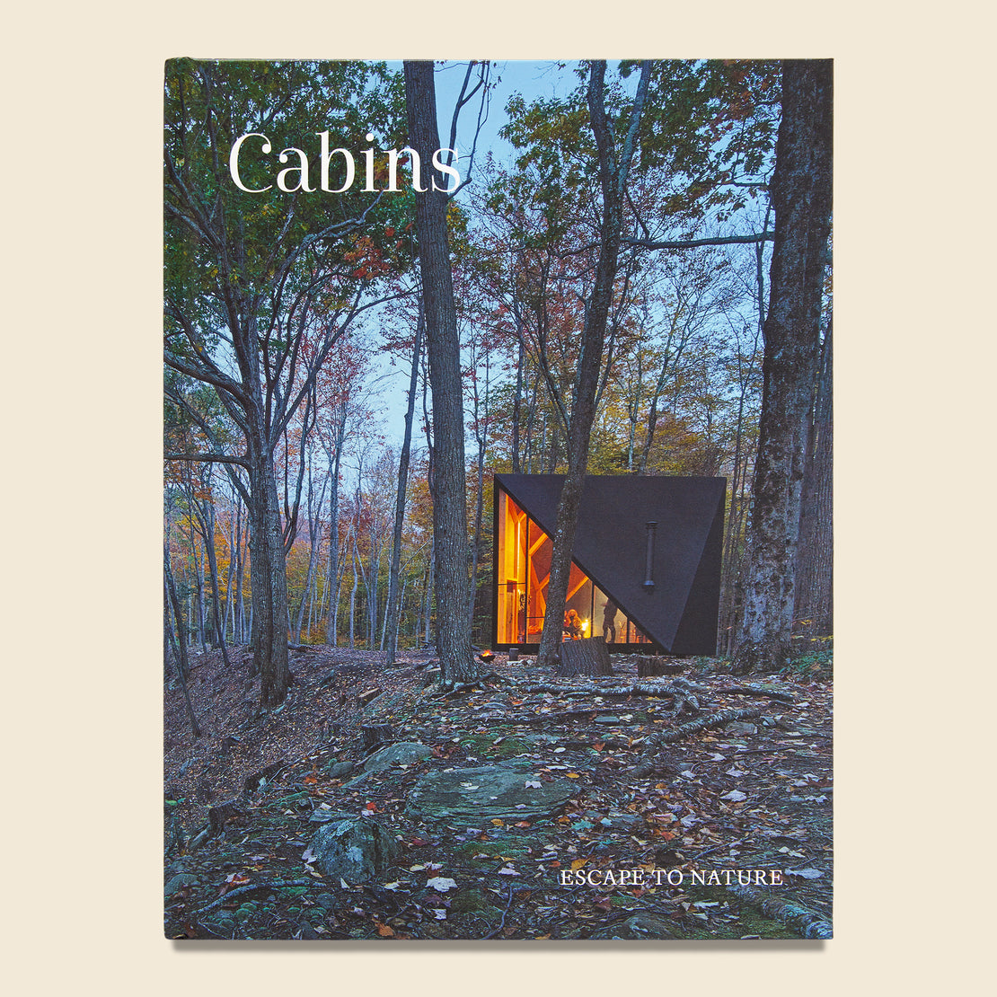 Bookstore Cabins: Escape to Nature