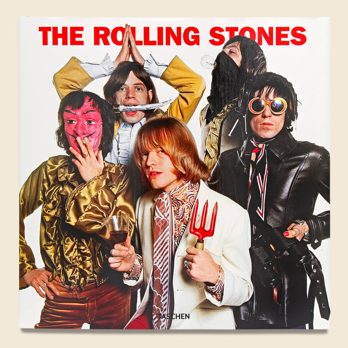 Bookstore The Rolling Stones, Updated Edition - Reuel Golden