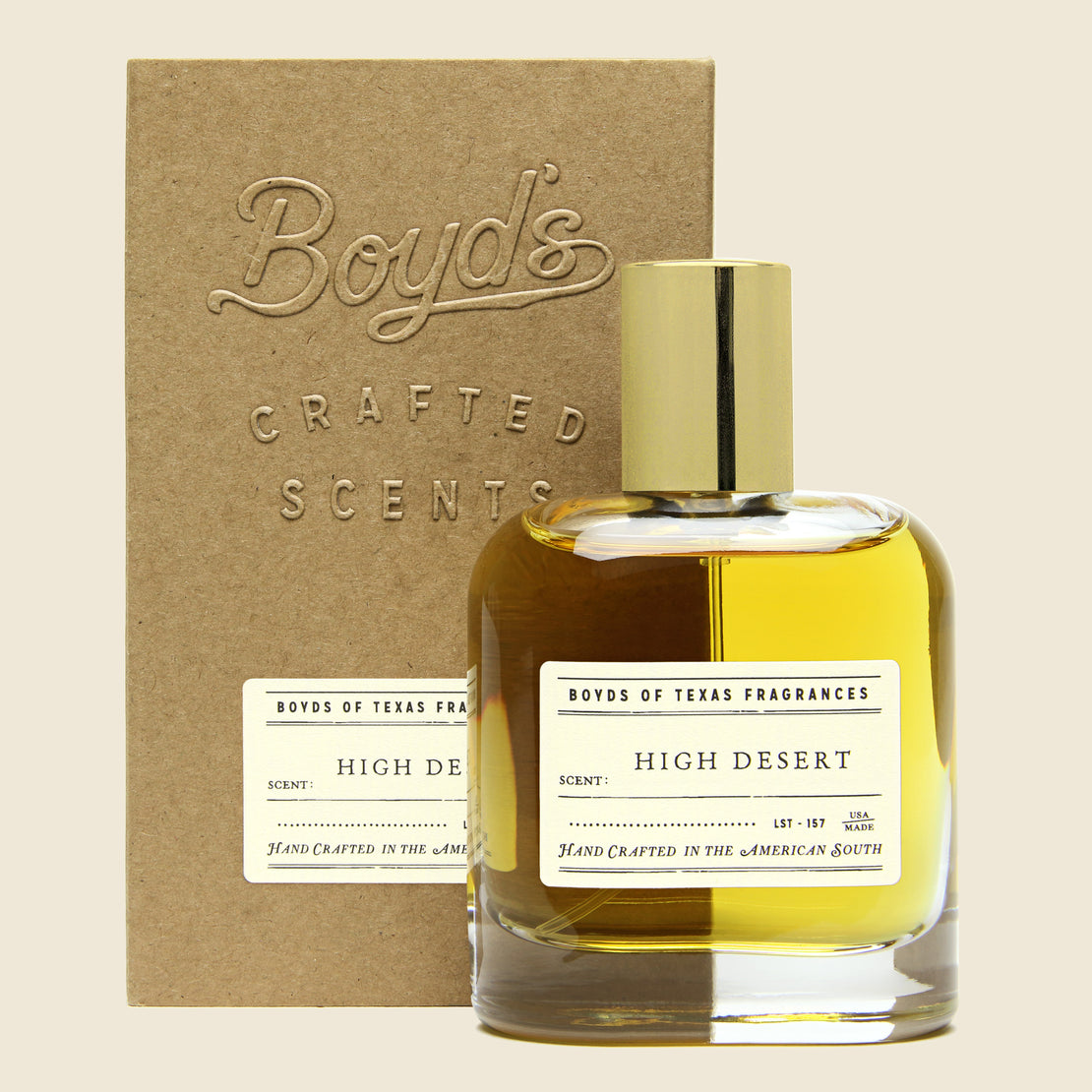 Boyd's of Texas High Desert Eau de Parfum