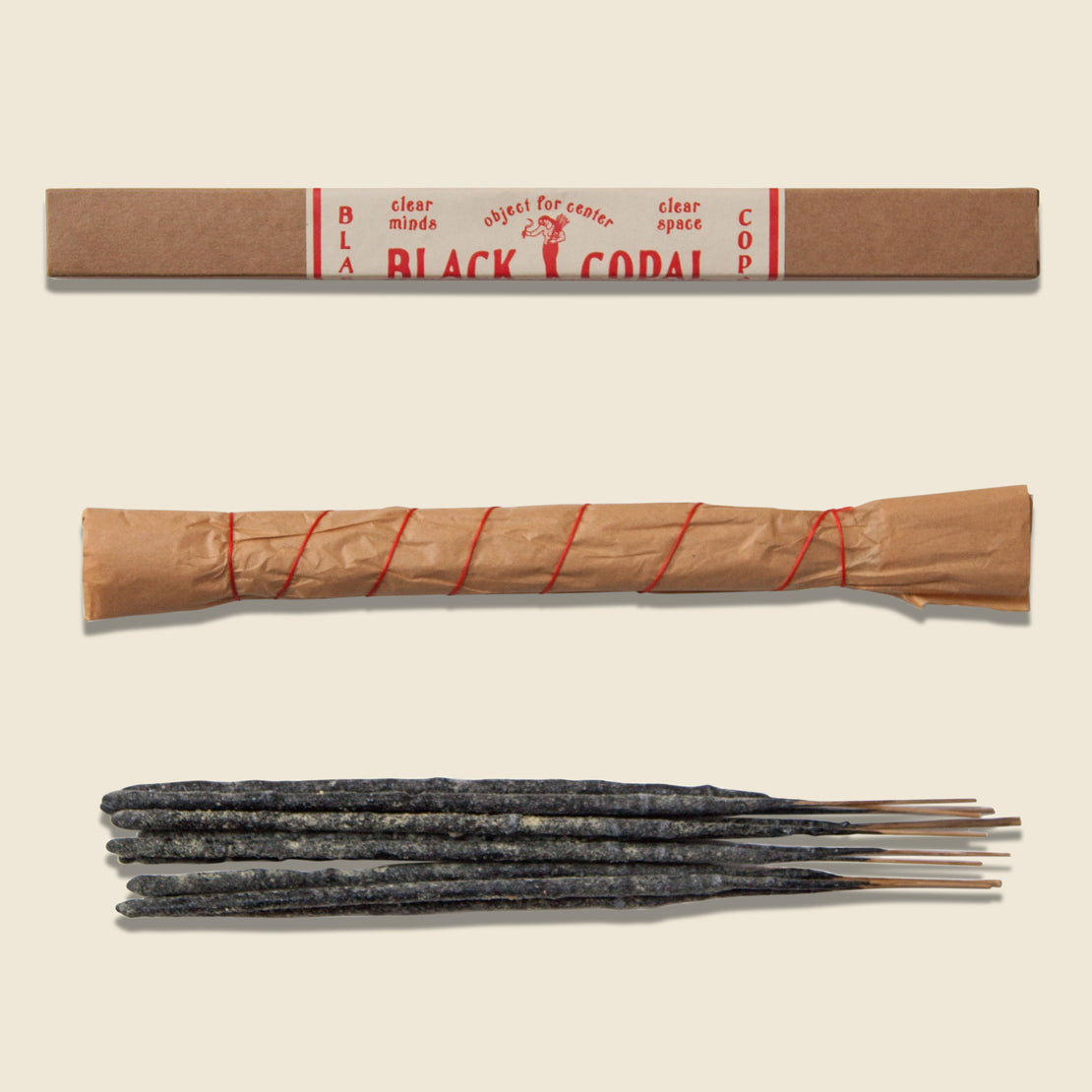 House of LAND Black Copal Incense