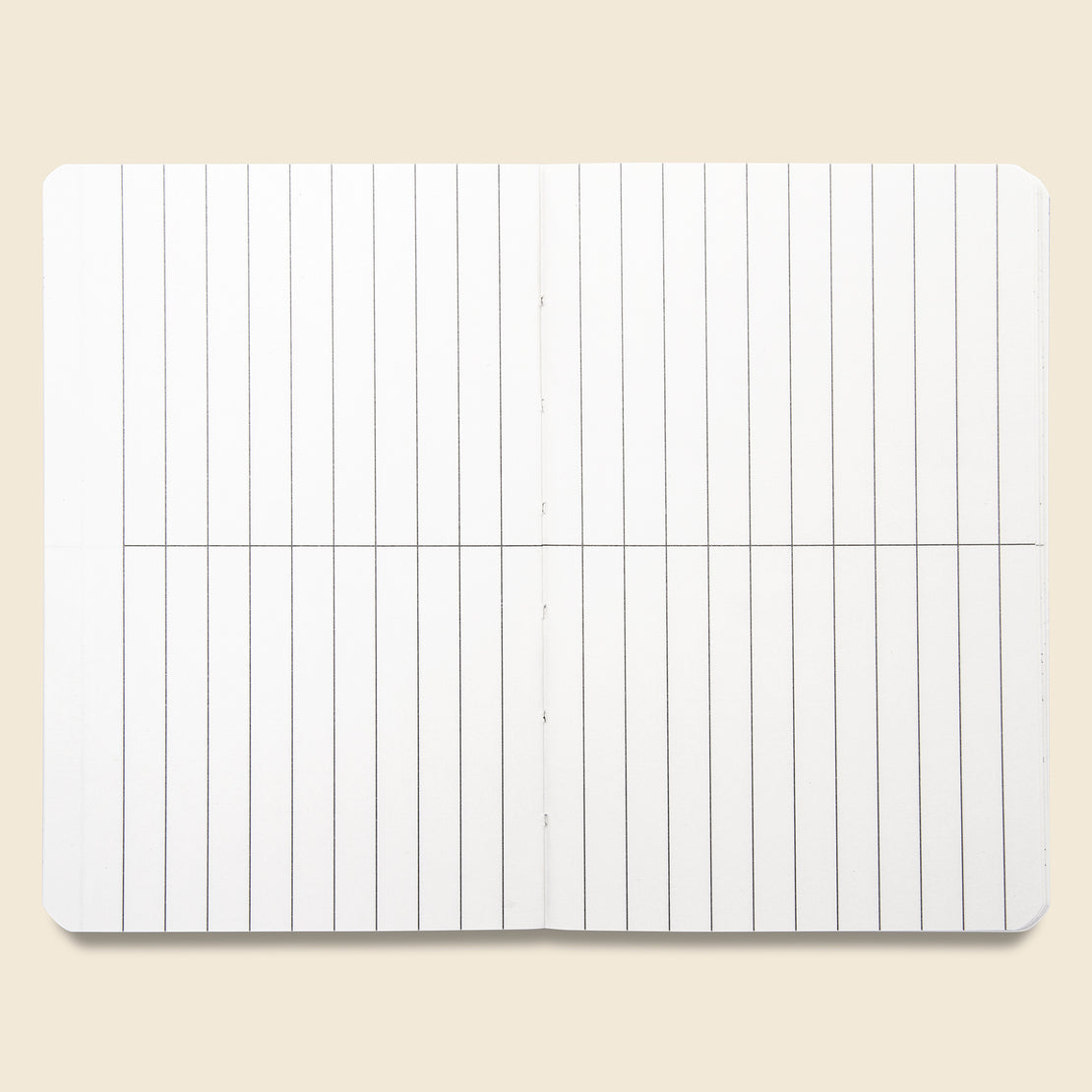 Blackwing Clutch Notebook (3-Pack, Ruled)
