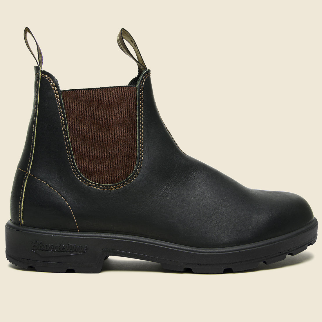 Blundstone 500 Original Series Boot - Stout Brown