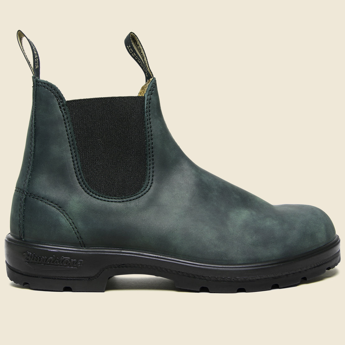 Blundstone 550 Super Series Boot - Rustic Black