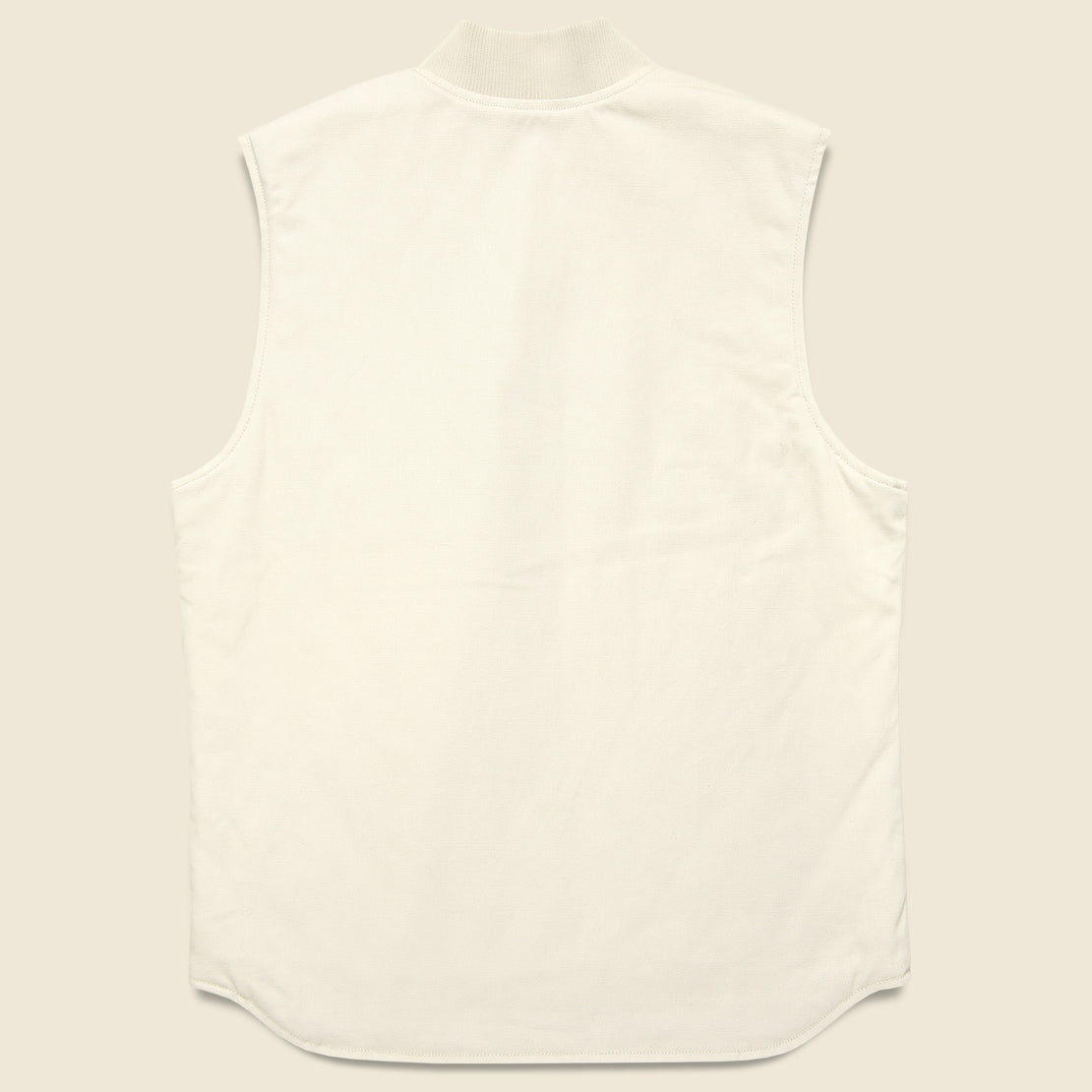 Dearborn Canvas 12oz. Vest - Oats