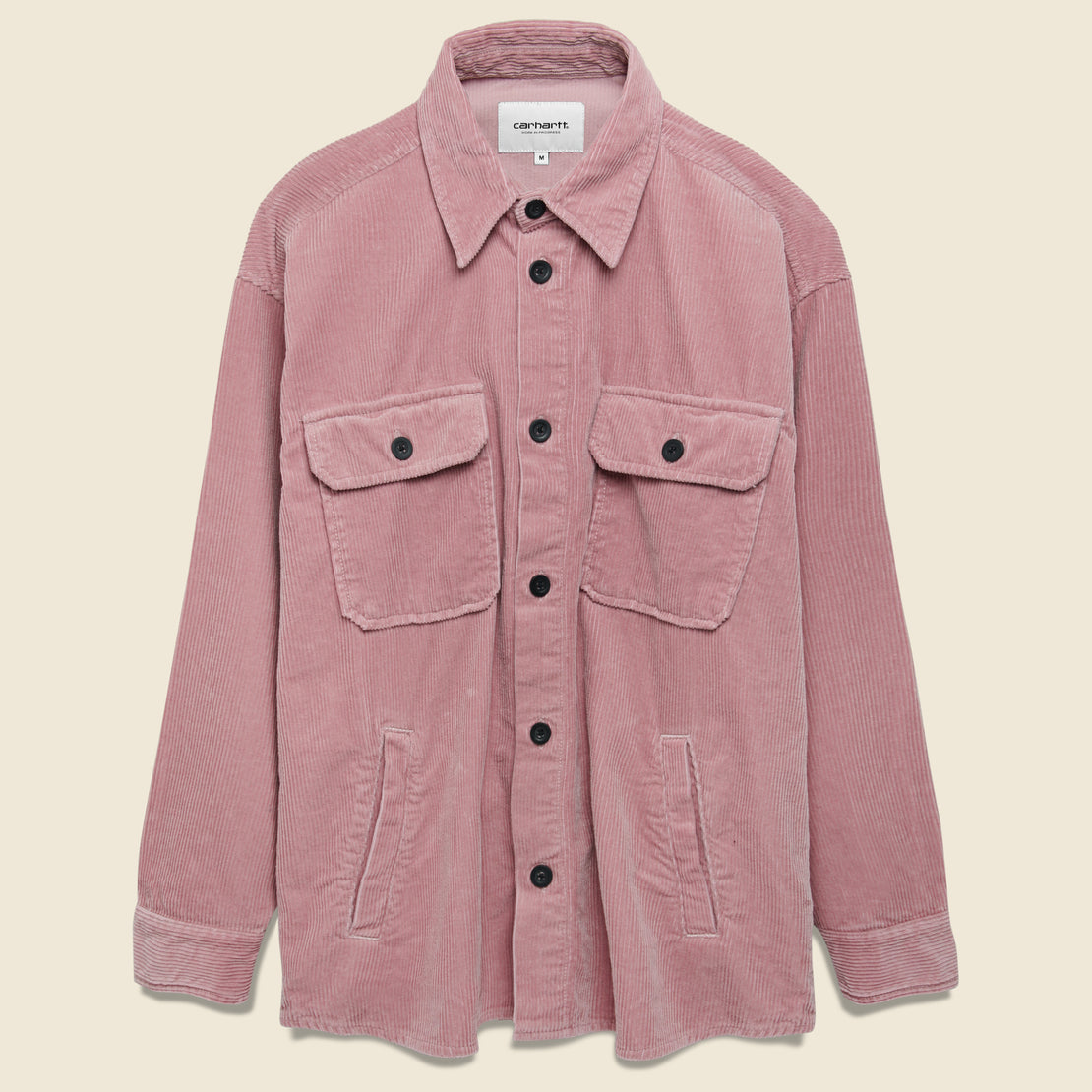 Carhartt WIP Erie Shirt Jacket - Blush