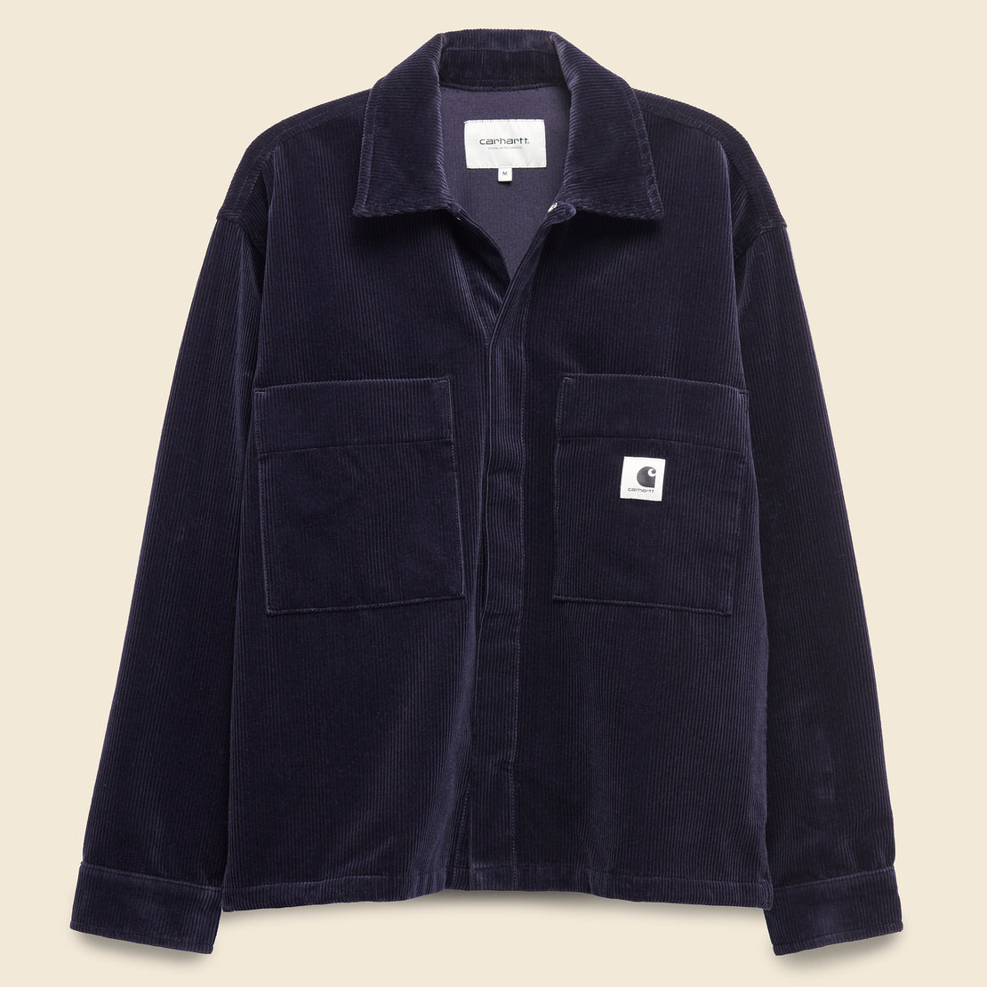 Carhartt WIP Foya Shirt Jacket - Dark Navy