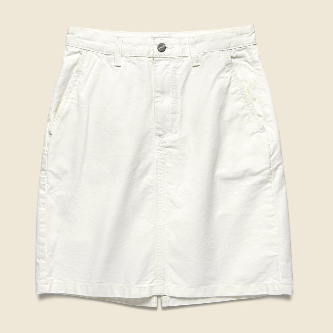Carhartt WIP Armanda Skirt - Off-White