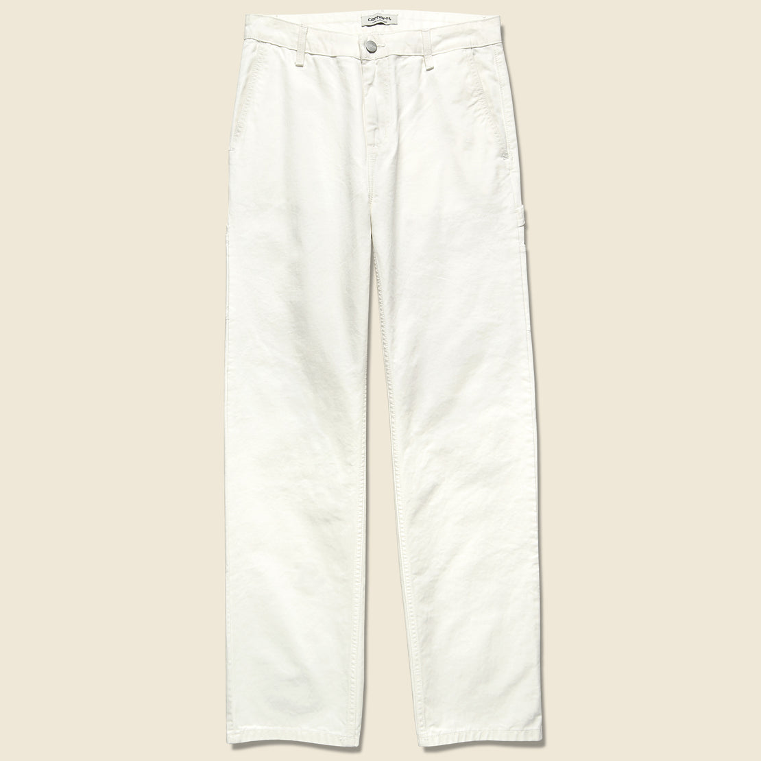 Carhartt WIP Pierce Pant Straight - Off-White