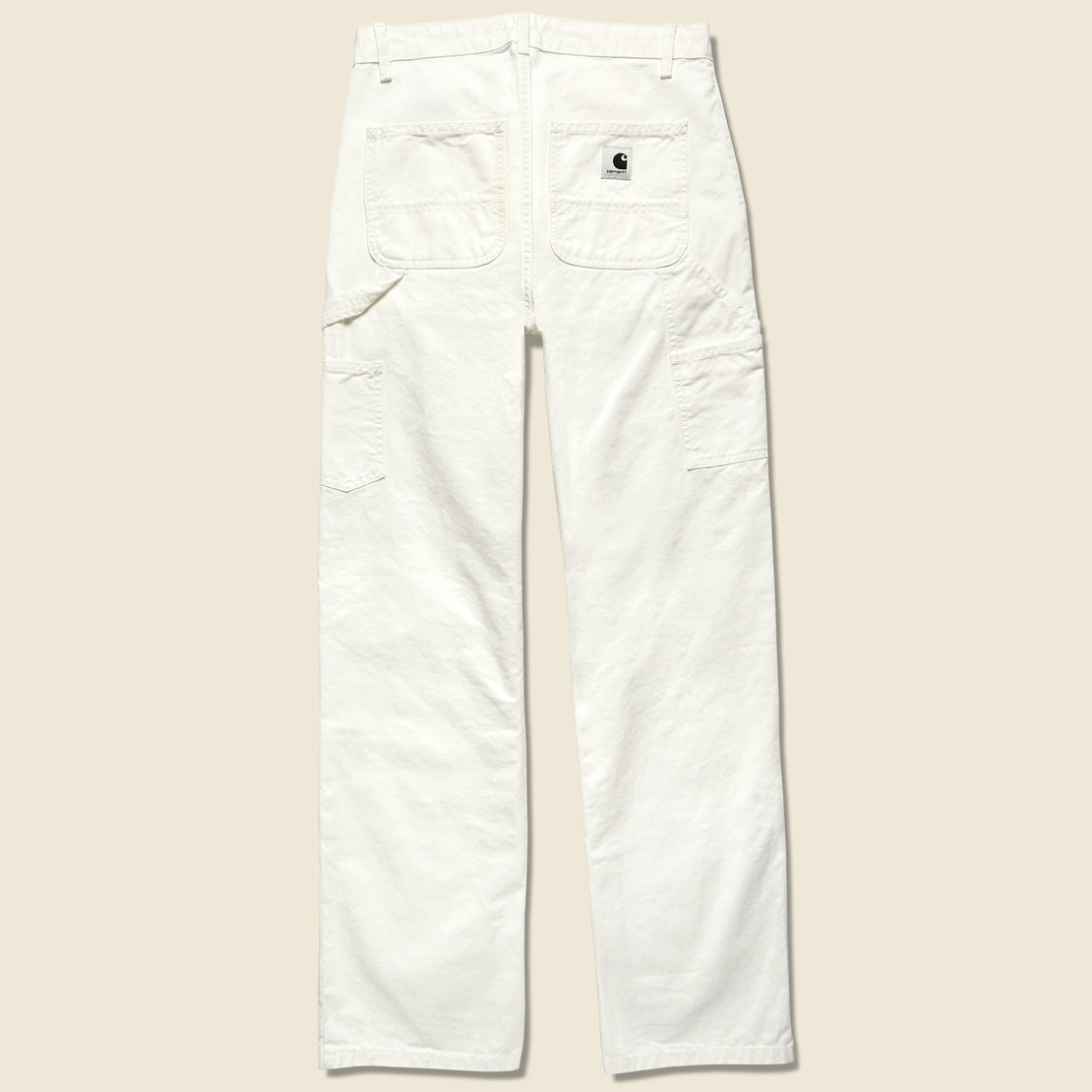 Pierce Pant Straight - Off-White